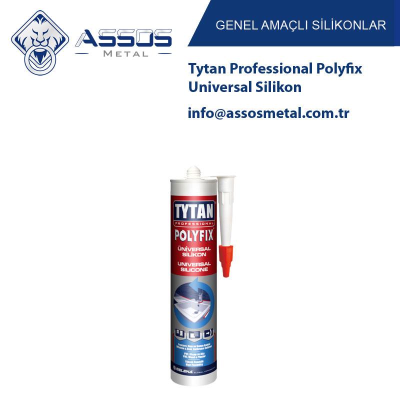 Tytan Professional Polyfix Universal Silikon