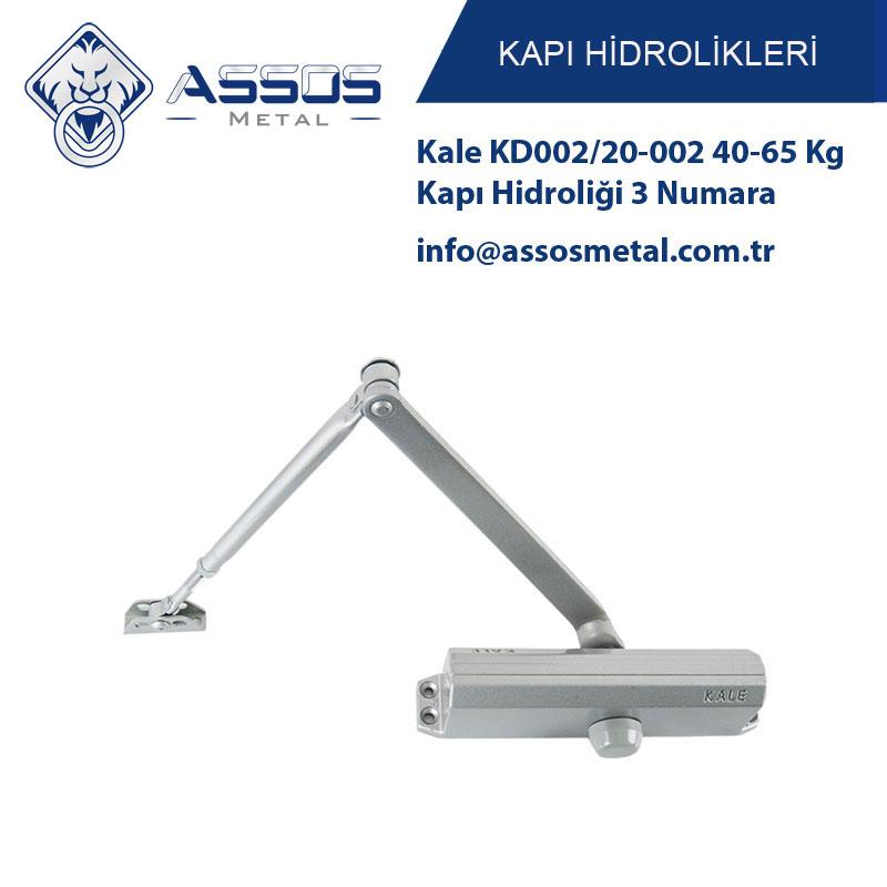 Kale KD002/20-002 40-65 Kg Kapı Hidroliği 3 Numara