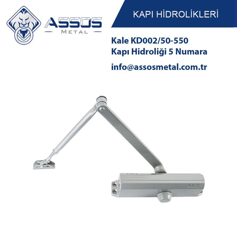 Kale KD002/50-550 Kapı Hidroliği 5 Numara