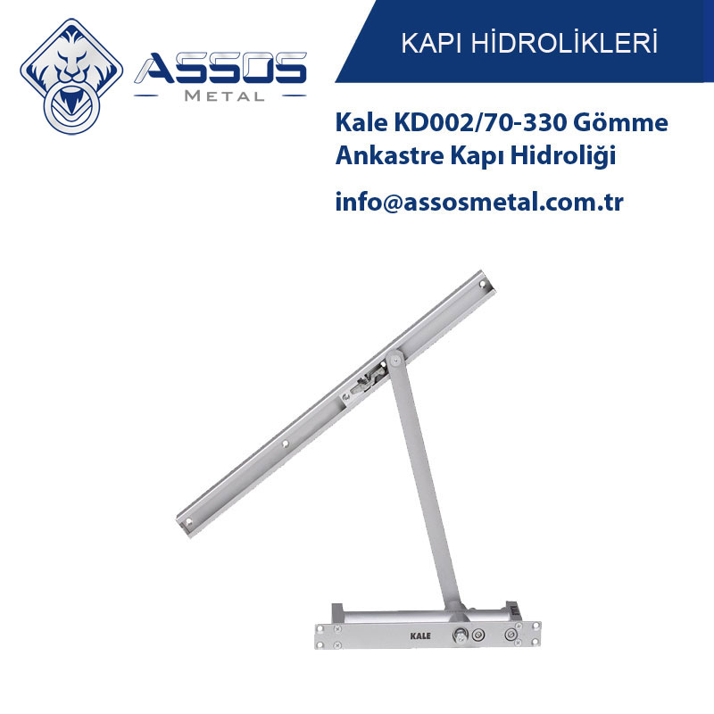 Kale KD002/70-330 Gömme Ankastre Kapı Hidroliği