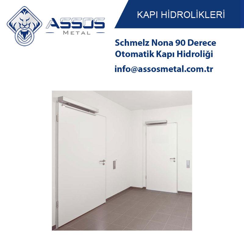 Schmelz Nona 90 Derece Otomatik Kapı Hidroliği