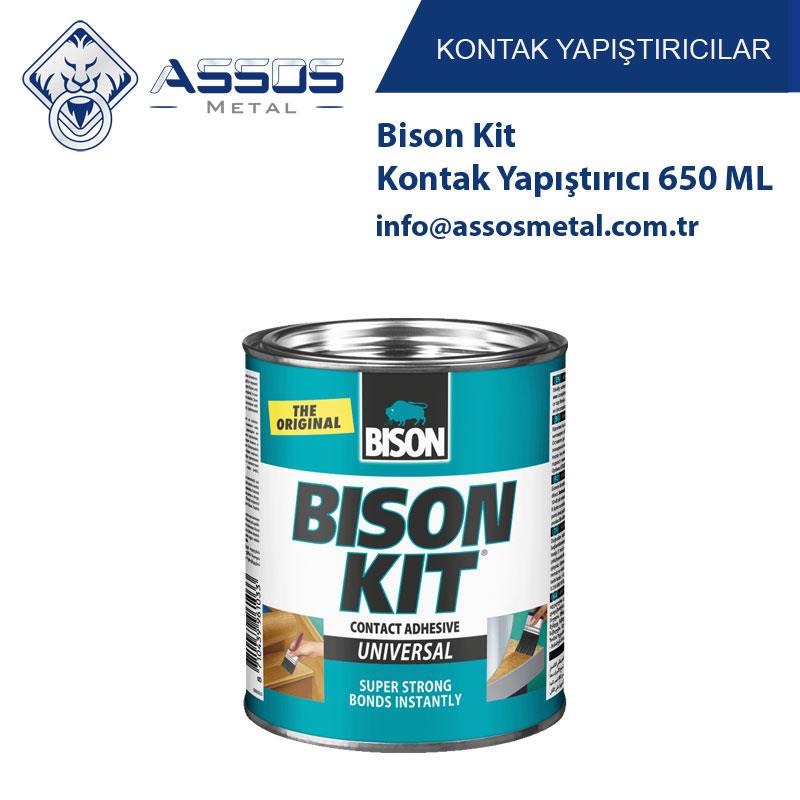 Bison Kit Kontak Yapıştırıcı 650 ML