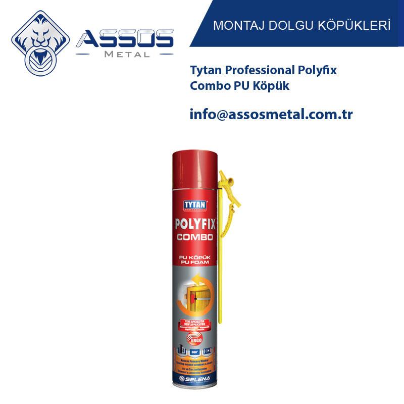 Tytan Professional Polyfix Combo PU Köpük