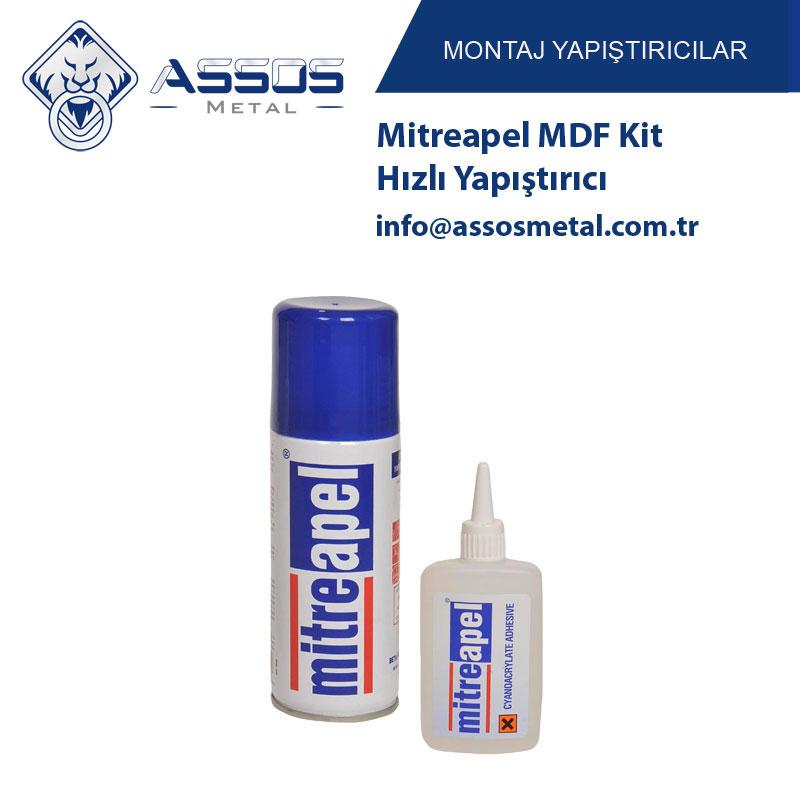 Mitreapel MDF Kit Hızlı Yapıştırıcı