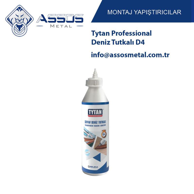 Tytan Professional Deniz Tutkalı D4