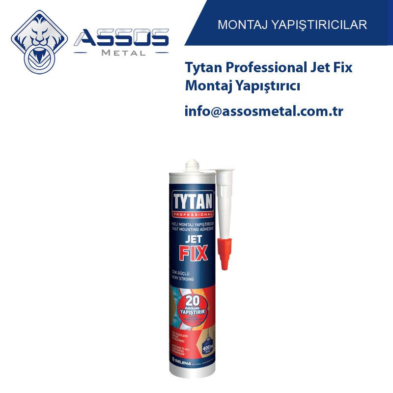 Tytan Professional Jet Fix Montaj Yapıştırıcı