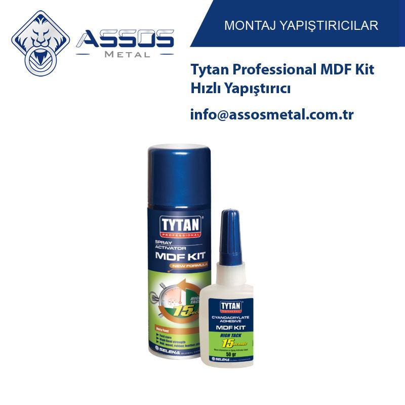 Tytan Professional MDF Kit Hızlı Yapıştırıcı