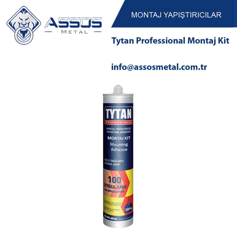 Tytan Professional Montaj Kit