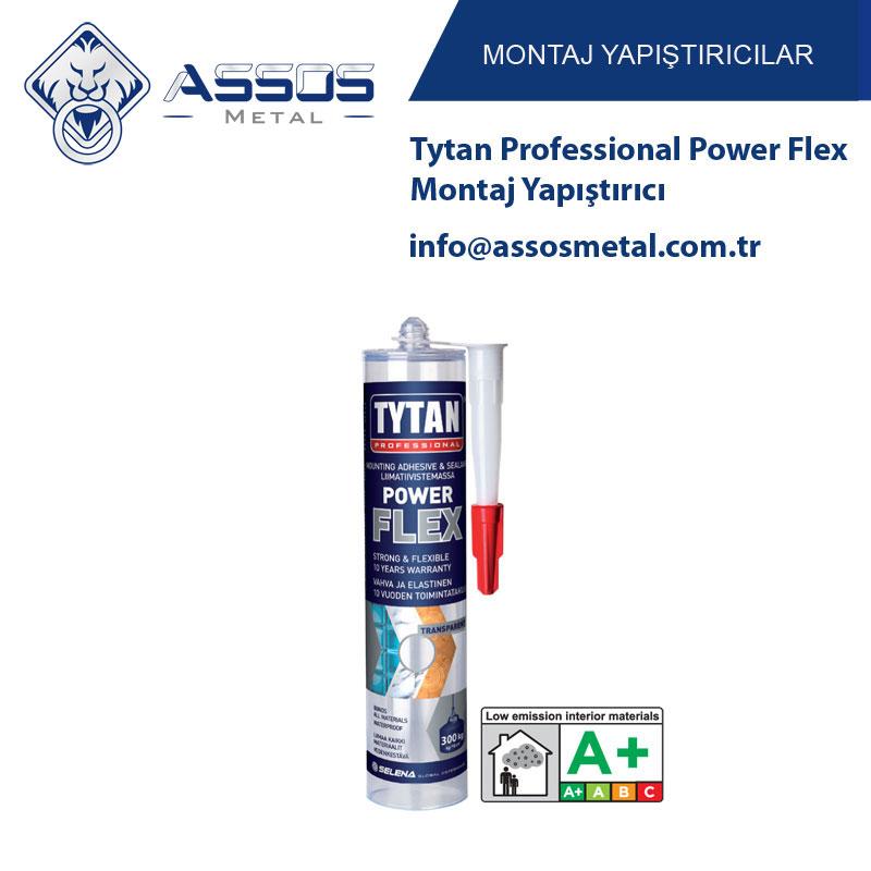 Tytan Professional Power Flex Montaj Yapıştırıcı