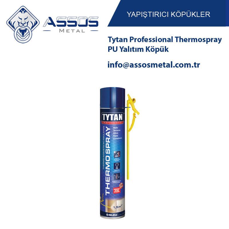 Tytan Professional Thermospray PU Yalıtım Köpük
