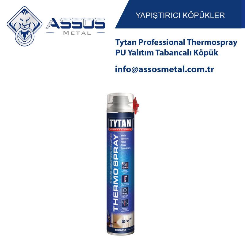 Tytan Professional Thermospray PU Yalıtım Tabancalı Köpük